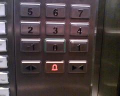 Elevatorknapper