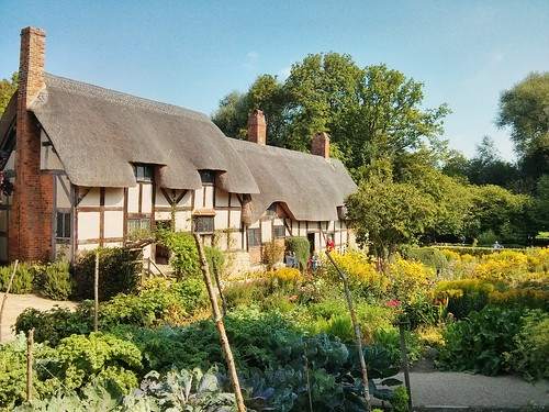 Anne Hathaway's Cottage (27/08/2013)