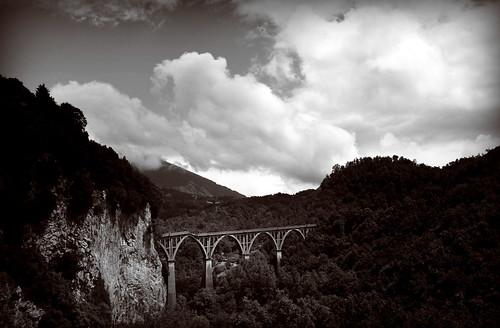 abandoned decay railways ferrovia binari lagonegro decadenza d90 nikond90 diegomenna viadottoserra