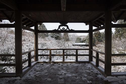 Tofuku-ji in Winter 雪化粧した東福寺 | by Patrick Vierthaler
