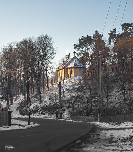 village commune comuna lupac sat banat banatul montan poalele semenicului granita sarbi srbska serbian croatian croat croati crasoveni carasova lupak cimitir cemetry chapel capela