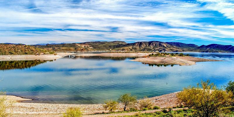 Lake Pleasant Arizona - 2012