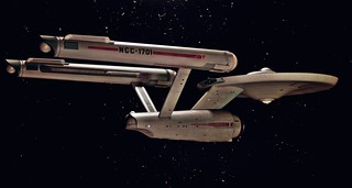 USS Enterprise 005 | by trekriffic