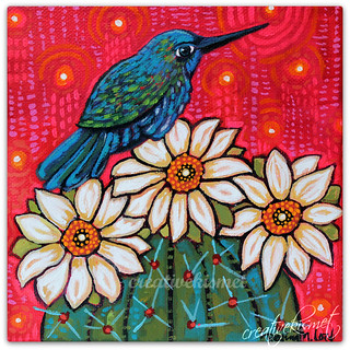 Hummingbird Blooms | by Regina Lord (creative kismet)
