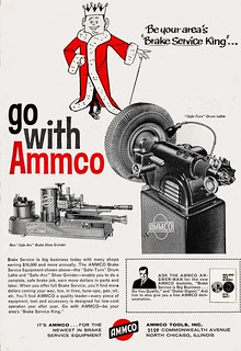 1963 Ammco Ad | by Neato Coolville