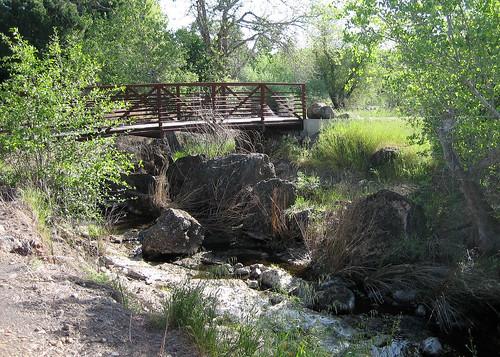 california bridge creek landscape chicoca californiapark