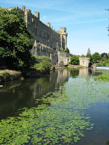 Warwick Castle | by gilfling
