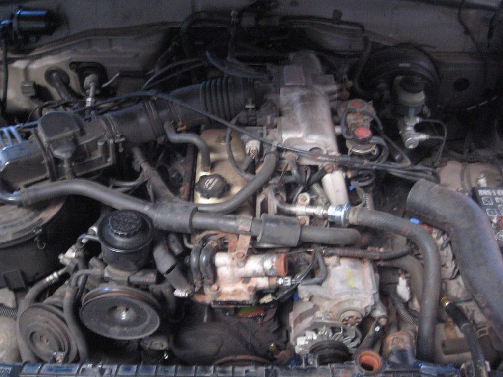Fj80 Engine Swap