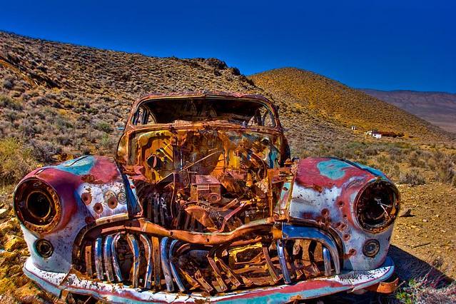 Desert Jalopy