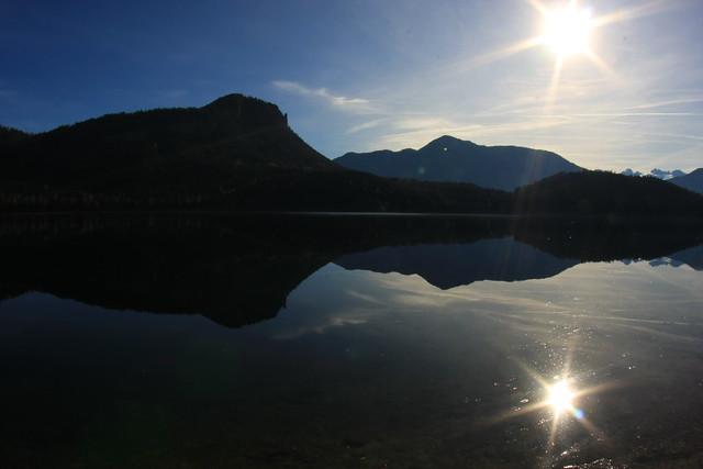 Lake Altaussee Austria (c) Bernhard Egger :: eu-moto images 9007