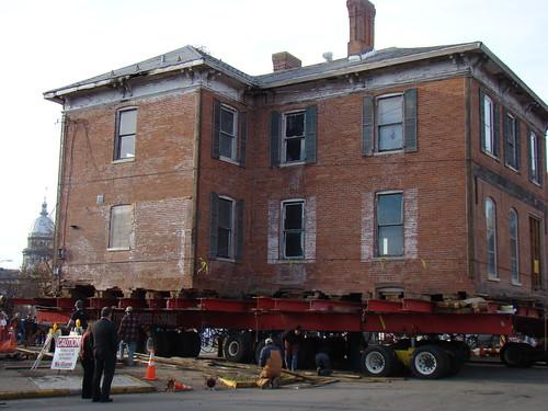 Maisenbacher House Moving 8   by aka Kath