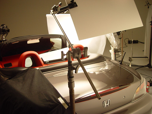 Honda S2000 photoshoot