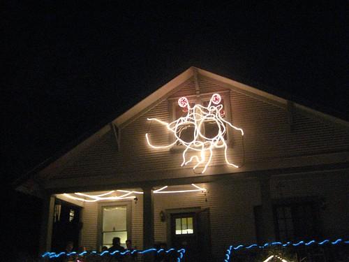 37th St Flying Spaghetti Monster | by nigel r.