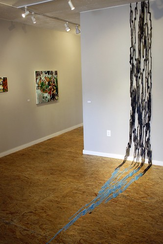 "Katy Stone ""Untitled(Bark Into Blue)"""