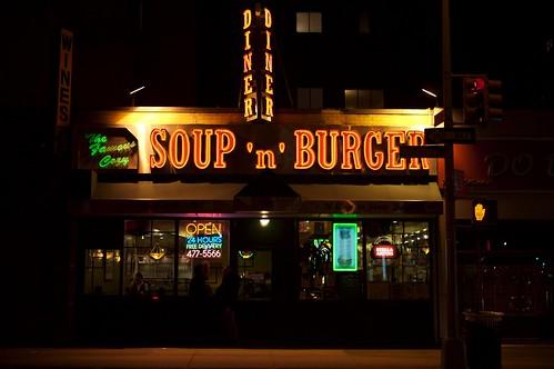 The Famous Cozy Soup 'n' Burger | by aturkus