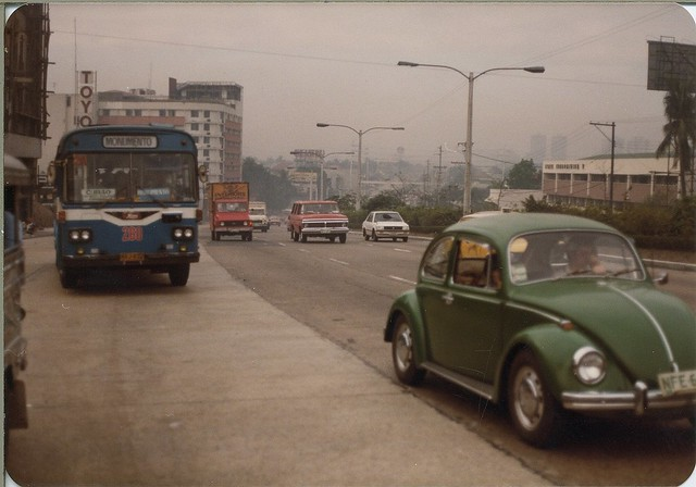 MANILA, THE PHILIPPINES-1983