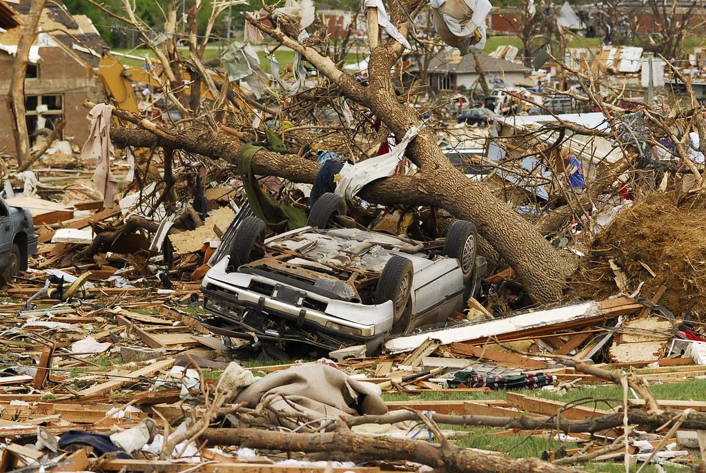 Parkersburg Tornado 58