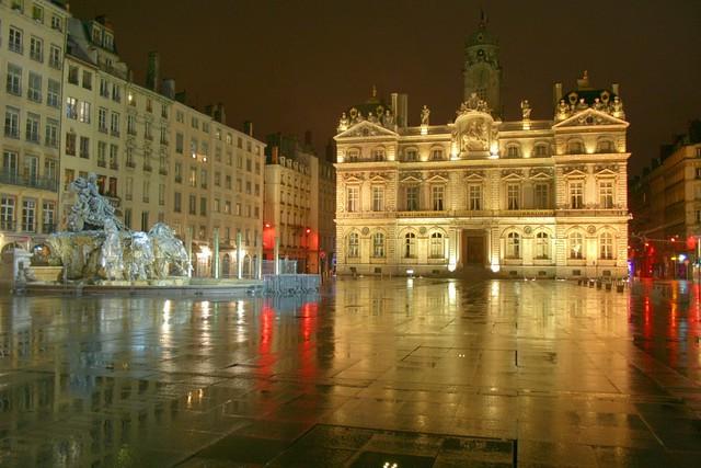 Place des Terreaux (Lyon)
