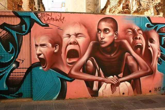 Graffiti Belin - Linares