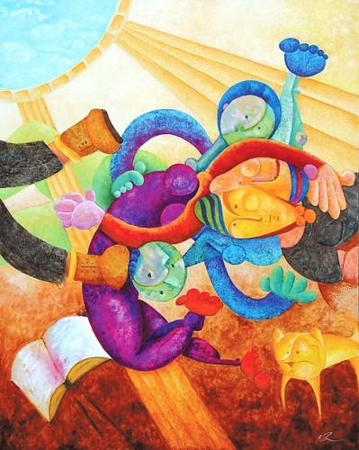 Family Ties by David Derr   by David_Derr