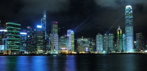 Hong Kong - Central Skyline | by cnmark