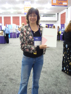 Margaret Miles (Plumas Cty, CA) and the NEW MaintainIT Cookbook