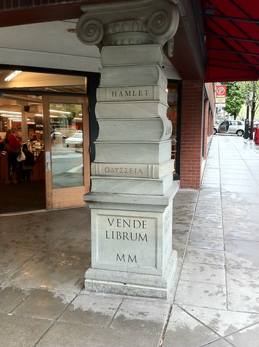 Sun, 2011-05-15 13:17 - Column at Powell's Books