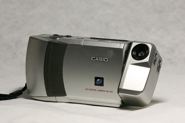 Casio QV 100 | K.H. Yeh | Flickr