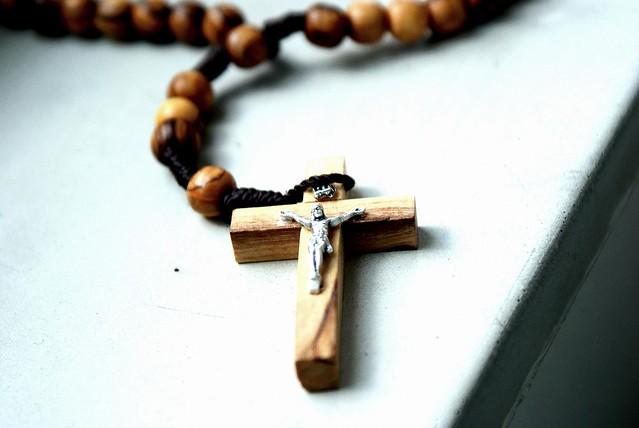 Rozenkrans + Crucifix
