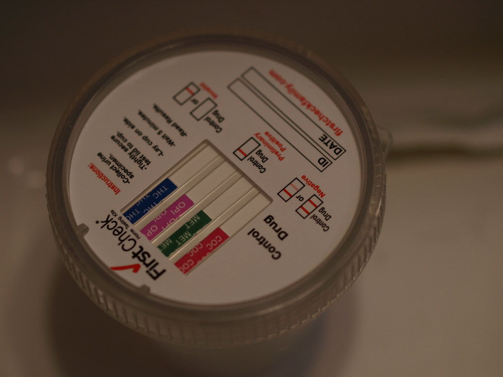 At Home Drug Test >> Brand New Drug Test Cup | I decided it would be interesting … | Flickr