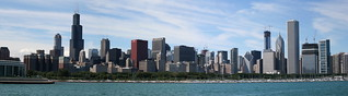 Chicago Skyline 2008 | by TomC