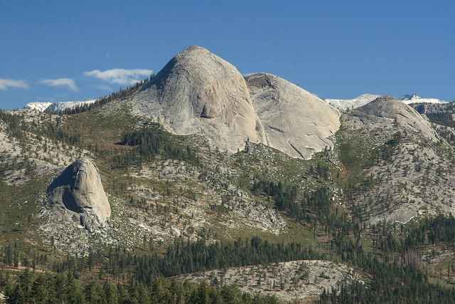 View of Mt. Starr King from Sentinel Dome