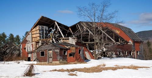 collapse dilapidated fallingapart collapsing bringitback passingoftheoldera formerfarmstead