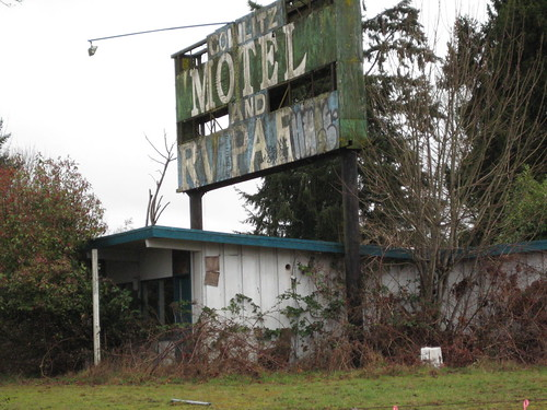 Cowlitz Motel | by Hugo-90
