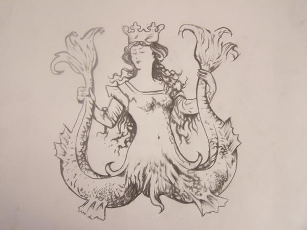 ye old mermaid
