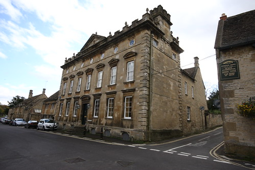 Burford Great House Town Mansion First On Burgage Rent