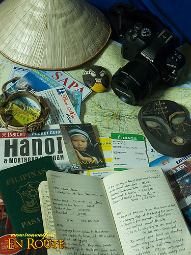 Vietnam guides, maps and memorabilias | by ferdzdecena