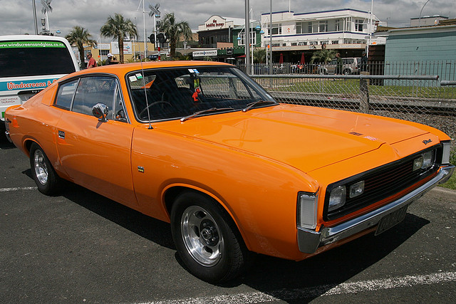 1972 Chrysler Valiant Charger 265 Hemi
