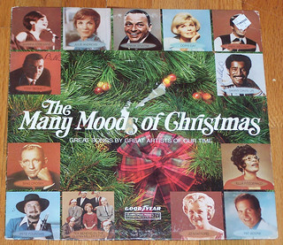 The Many Moods Of Christmas -