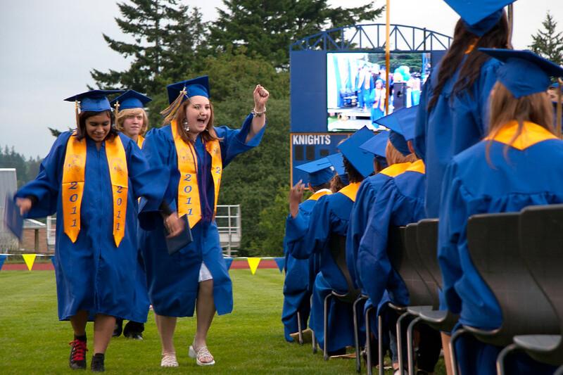 Bremerton High School Graduation
