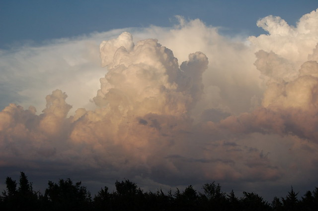 July 11, 2008 - Incredible Cumulonimbus!