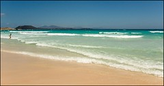 Playa de Corralejo   by guillenperez