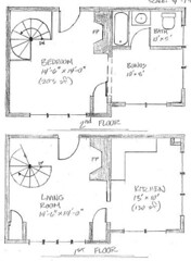 floorplan | by chic and charming