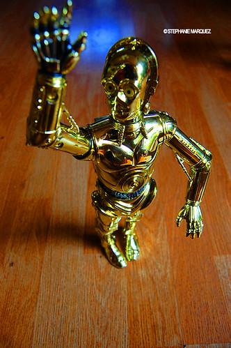 C-3PO   by Stephanie Marquez