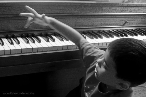 piano practice | by woodleywonderworks