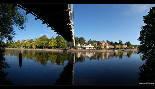 The River Dee, Chester | by york360