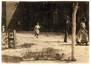 Lewis Hine: Velma Smith, reportedly 12 years old, Opelika, Alabama, 1914