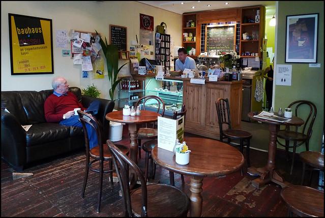 Cafe Lento