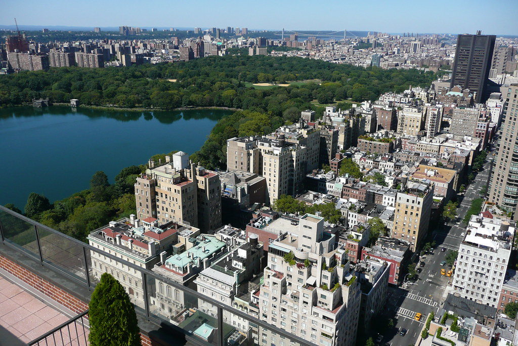 Upper East Side, central park