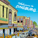 Zippy: Welcome to Dingburg by Bill Griffith